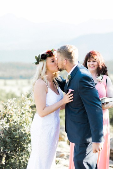 A Scenic Rocky Mountain Elopement | Sarah Porter Photography 47
