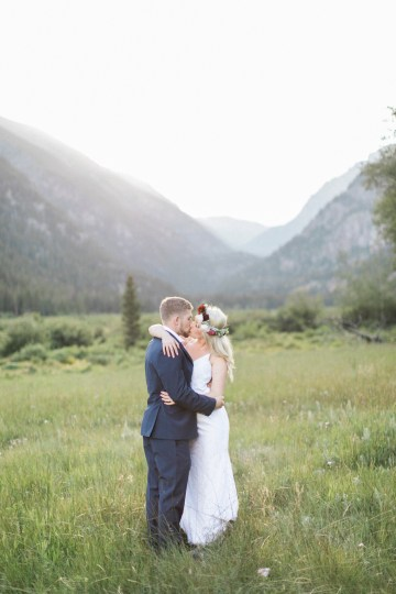 A Scenic Rocky Mountain Elopement | Sarah Porter Photography 57