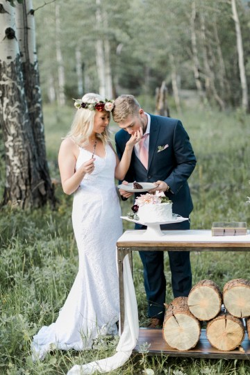 A Scenic Rocky Mountain Elopement | Sarah Porter Photography 69