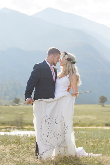 A Scenic Rocky Mountain Elopement | Sarah Porter Photography 74