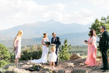A Scenic Rocky Mountain Elopement | Sarah Porter Photography 9