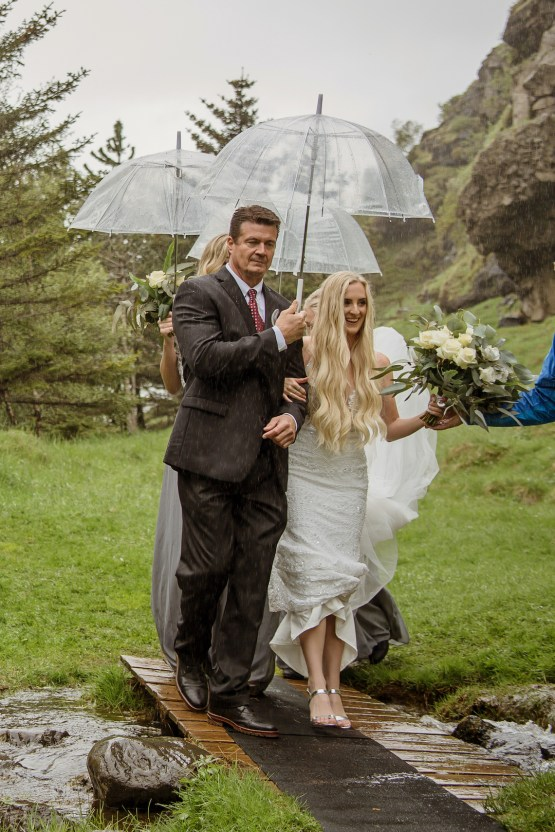 Adventurous Rainy Wedding In Iceland (With Waterfalls!) | Your Adventure Wedding 2