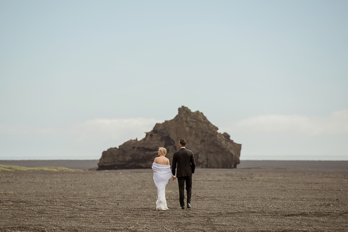 Adventurous Rainy Wedding In Iceland (With Waterfalls!) | Your Adventure Wedding 30