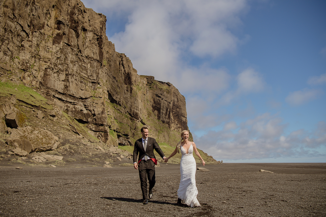 Adventurous Rainy Wedding In Iceland (With Waterfalls!) | Your Adventure Wedding 43