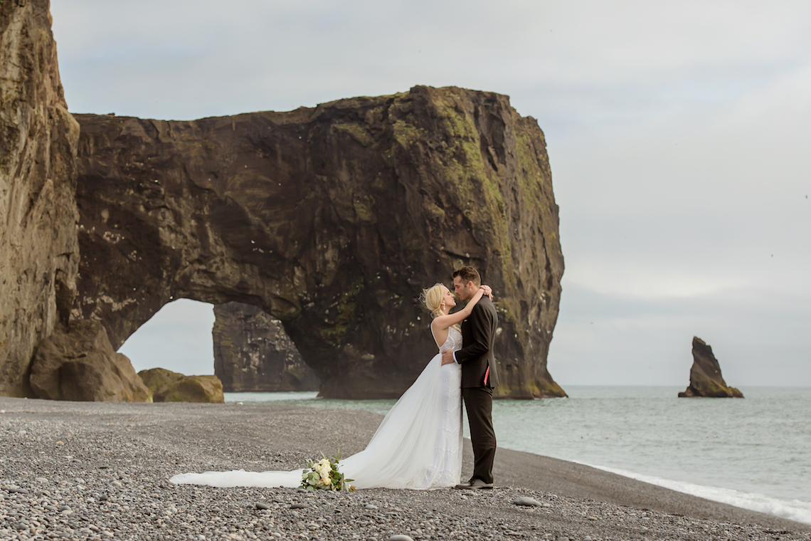 Adventurous Rainy Wedding In Iceland (With Waterfalls!) | Your Adventure Wedding 53
