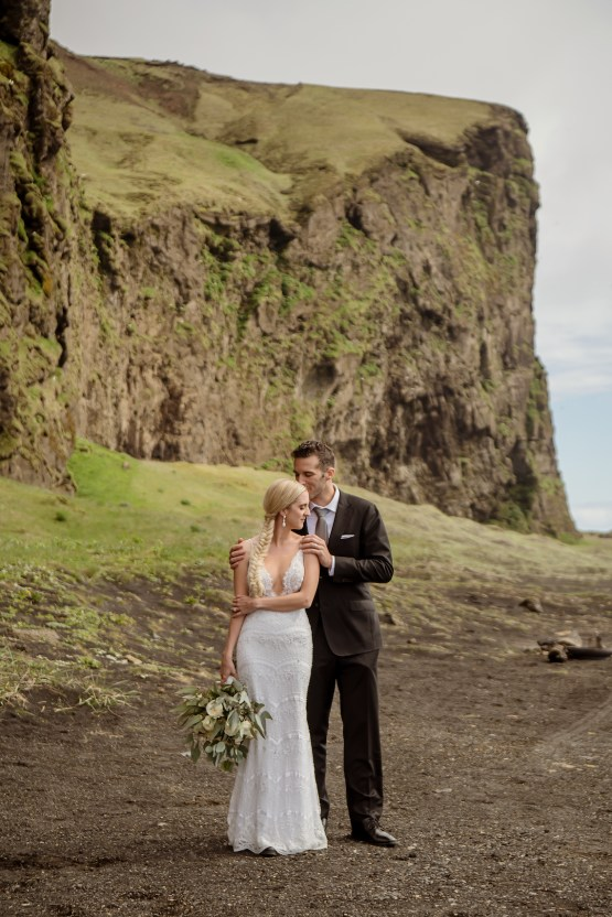 Adventurous Rainy Wedding In Iceland (With Waterfalls!) | Your Adventure Wedding 6