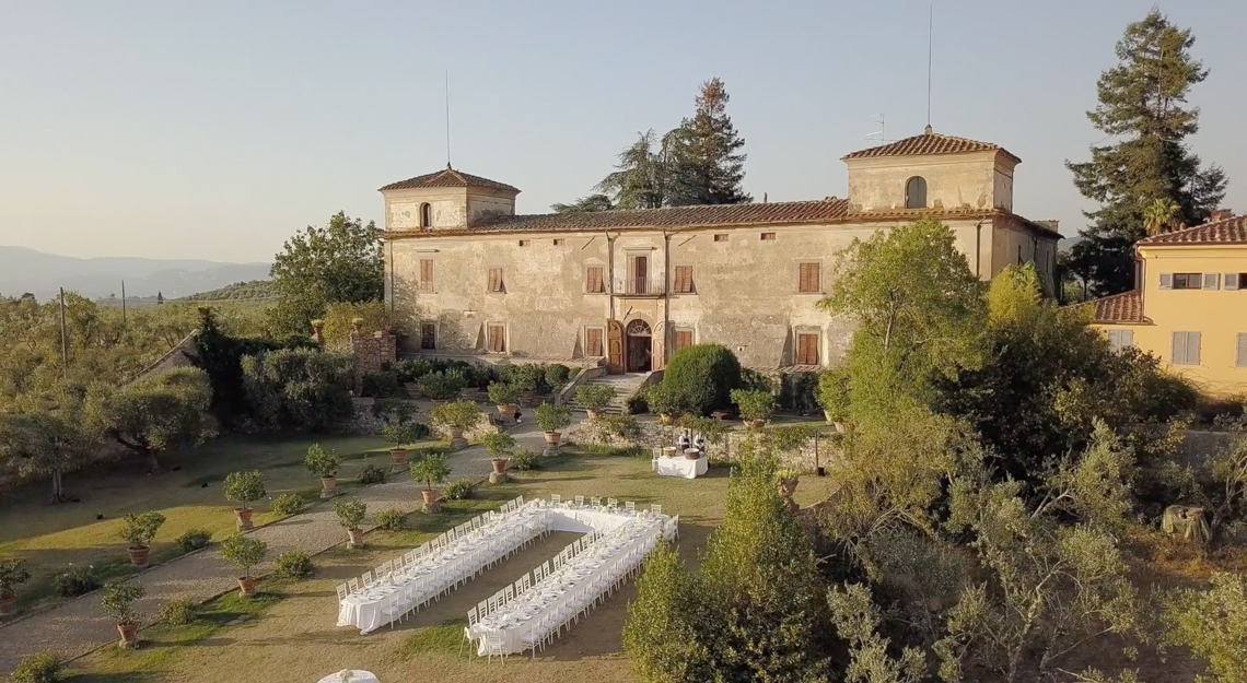 Breathtaking Wedding Film Set In The Beauty Of Florence, Italy   Aberrazioni Cromatiche Studio 5