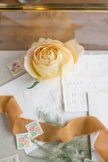 Gorgeous Buttercream & Ivory Wedding Inspiration | Anna + Mateo 16