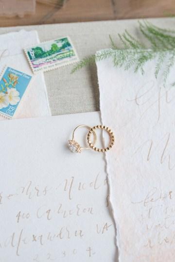 Gorgeous Buttercream & Ivory Wedding Inspiration | Anna + Mateo 23