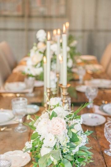 Gorgeous Buttercream & Ivory Wedding Inspiration | Anna + Mateo 25