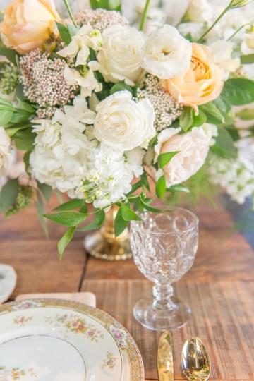 Gorgeous Buttercream & Ivory Wedding Inspiration | Anna + Mateo 29