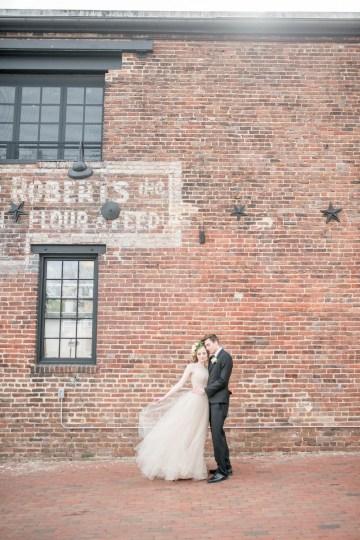 Gorgeous Buttercream & Ivory Wedding Inspiration | Anna + Mateo 31