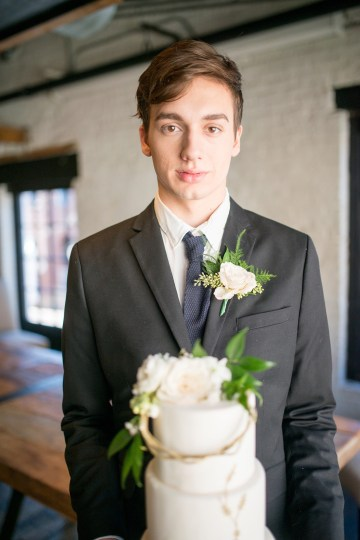 Gorgeous Buttercream & Ivory Wedding Inspiration | Anna + Mateo 35