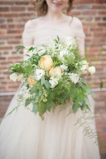 Gorgeous Buttercream & Ivory Wedding Inspiration | Anna + Mateo 39