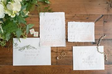 Gorgeous Buttercream & Ivory Wedding Inspiration | Anna + Mateo 42