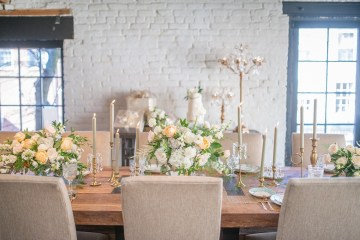 Gorgeous Buttercream & Ivory Wedding Inspiration | Anna + Mateo 44