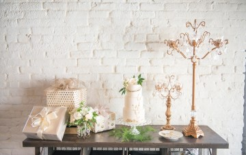 Gorgeous Buttercream & Ivory Wedding Inspiration