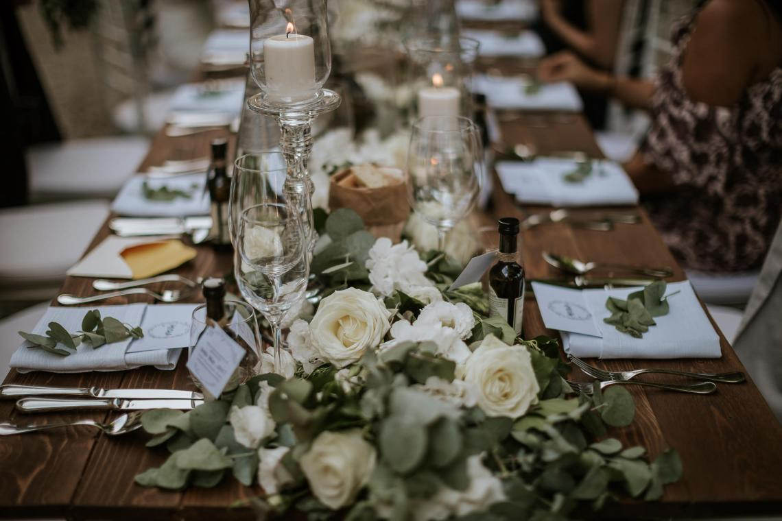 Intimate, Eucalyptus Filled, Destination Wedding in Italy | Alberto e Alessandra Photography 17