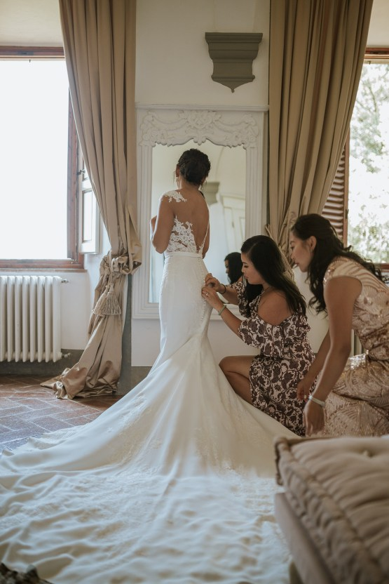 Intimate, Eucalyptus Filled, Destination Wedding in Italy | Alberto e Alessandra Photography 27