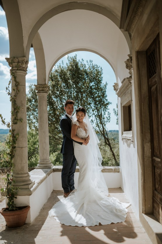 Intimate, Eucalyptus Filled, Destination Wedding in Italy | Alberto e Alessandra Photography 30