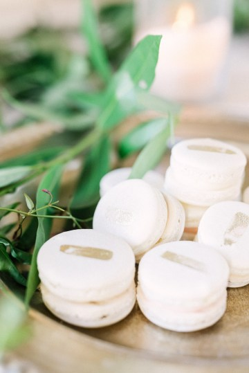 Luxurious Green & Gold Wedding Inspiration | Saje Photography 43