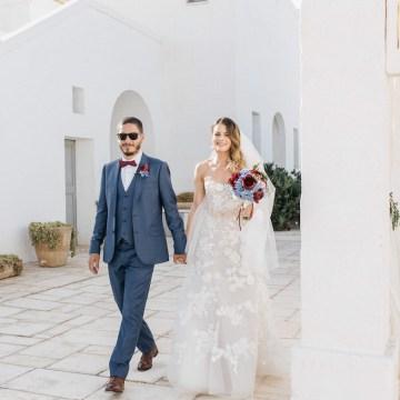 Modern & Stylish Destination Wedding In Italy | Stefano Stantucci 19