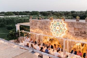 Modern & Stylish Destination Wedding In Italy   Stefano Stantucci 33