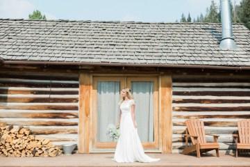 Rustic Montana Ranch Wedding | Emily Blumberg Photography 2