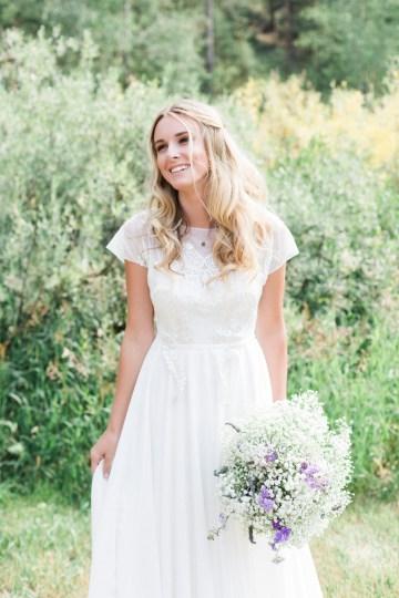 Rustic Montana Ranch Wedding | Emily Blumberg Photography 26