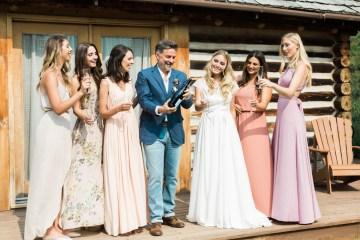 Rustic Montana Ranch Wedding | Emily Blumberg Photography 3