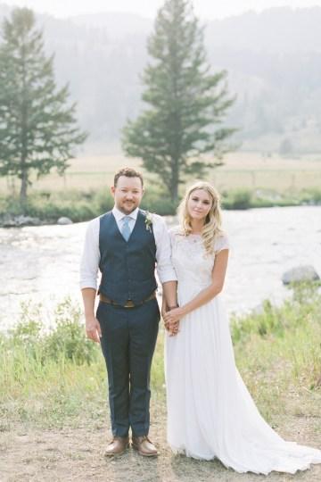 Rustic Montana Ranch Wedding | Emily Blumberg Photography 53