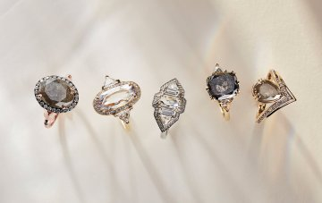 Stunning Engagement Rings Under $1000