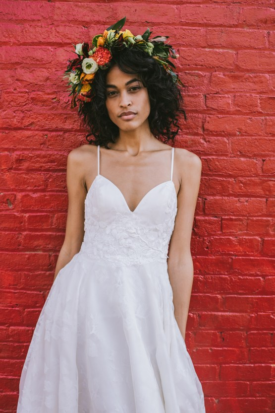 Boho Gowns & Cool Bridal Separates From The Tropical Town of Brooklyn   Loulette Bride 43