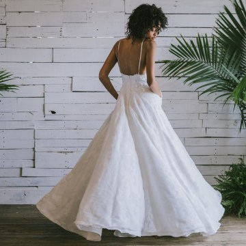 Boho Gowns & Cool Bridal Separates From The Tropical Town of Brooklyn   Loulette Bride 5