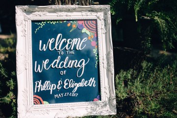 Colorful, Natural Boho Wedding (With Donuts!) | Morgan Brooks Photography 1