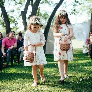 Colorful, Natural Boho Wedding (With Donuts!) | Morgan Brooks Photography 10