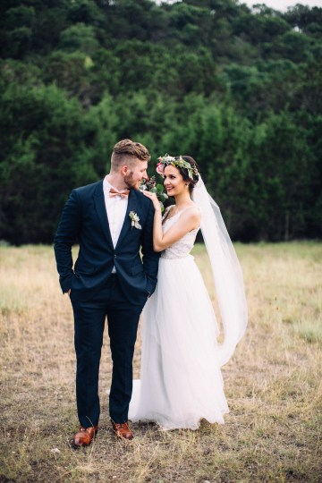 Colorful, Natural Boho Wedding (With Donuts!) | Morgan Brooks Photography 26