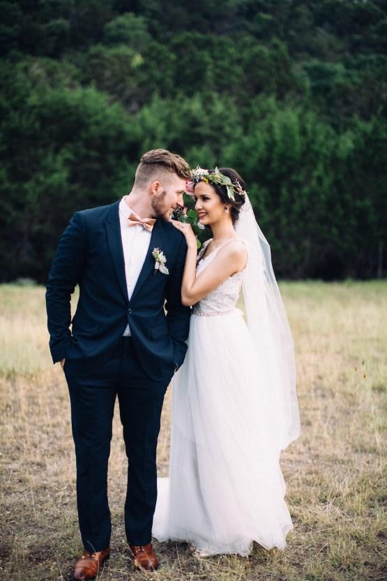 Colorful, Natural Boho Wedding (With Donuts!) | Morgan Brooks Photography 27