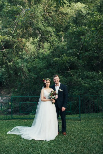 Colorful, Natural Boho Wedding (With Donuts!) | Morgan Brooks Photography 39