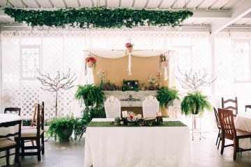 Colorful, Natural Boho Wedding (With Donuts!) | Morgan Brooks Photography 4