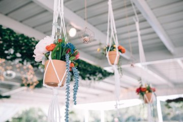 Colorful, Natural Boho Wedding (With Donuts!) | Morgan Brooks Photography 8