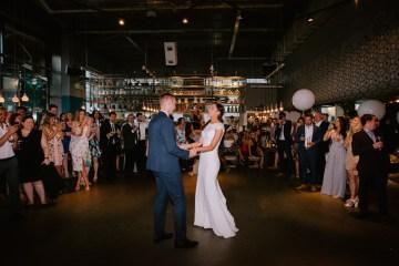 Cool, Modern London Wedding   Oliver McGivern Photography 19