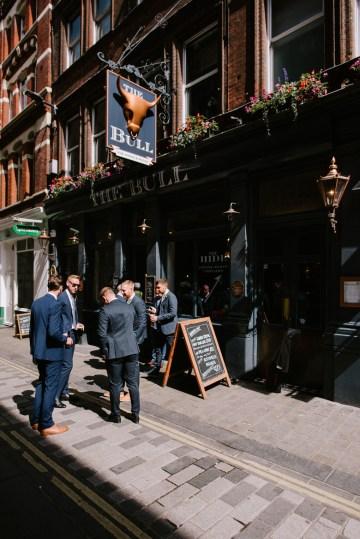 Cool, Modern London Wedding   Oliver McGivern Photography 23