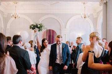 Cool, Modern London Wedding   Oliver McGivern Photography 6