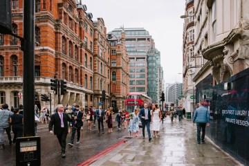 Cool, Modern London Wedding   Oliver McGivern Photography 7