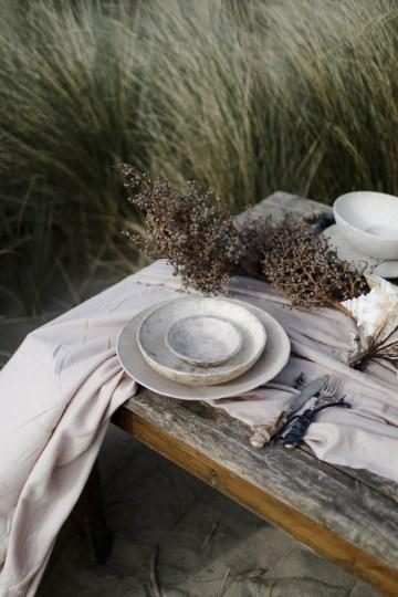 Driftwood & Seagrass, Seaside Boho Wedding Inspiration | Monica Leggio 12