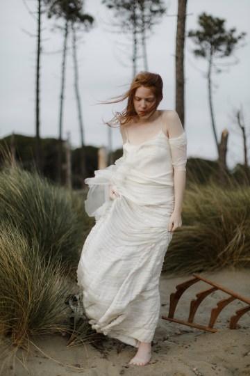 Driftwood & Seagrass, Seaside Boho Wedding Inspiration | Monica Leggio 26