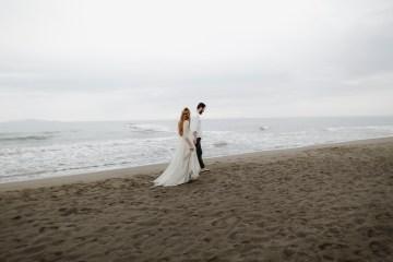 Driftwood & Seagrass, Seaside Boho Wedding Inspiration | Monica Leggio 6