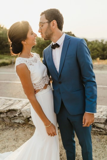 Epic Fashion Filled Wedding Weekend in Corsica | Magdalena Studios 20