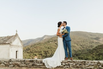 Epic Fashion Filled Wedding Weekend in Corsica | Magdalena Studios 55